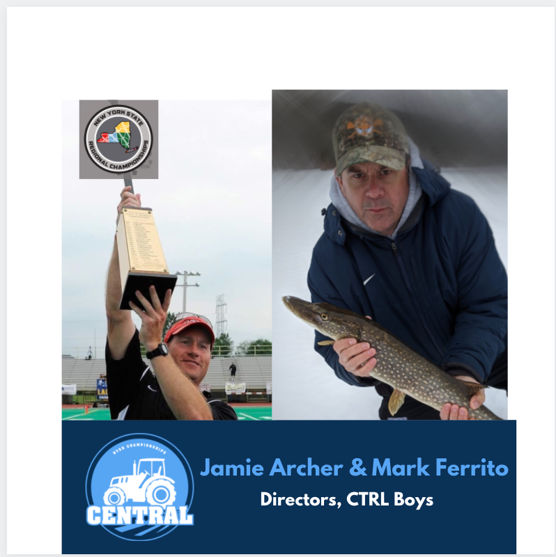 Get To Know the Directors: Jamie Archer and Mark Ferrito