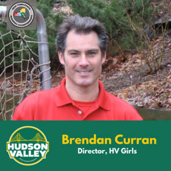 Get To Know the Directors: Brendan Curran