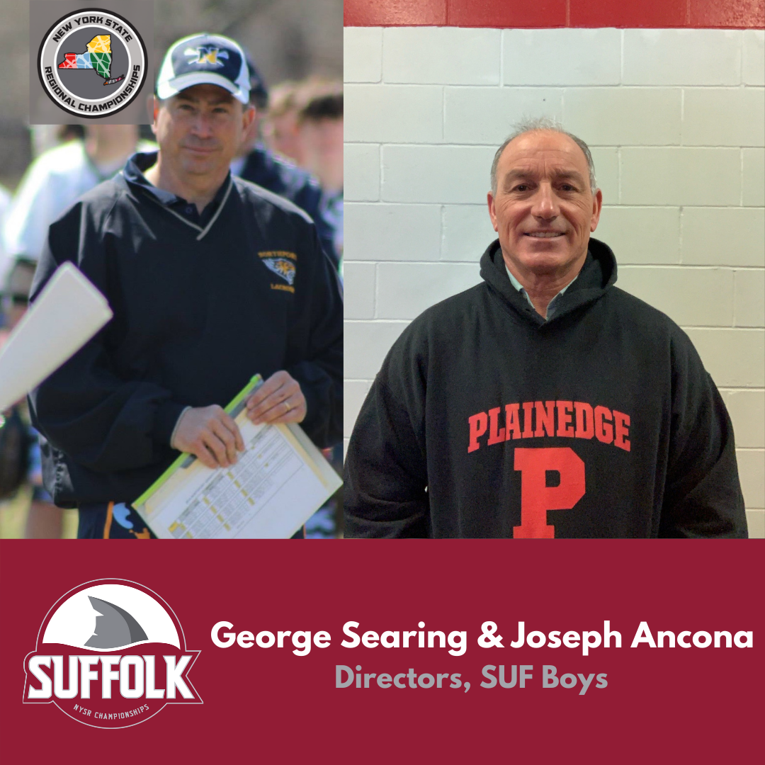 Get To Know the Directors: George Searing and Joe Ancona